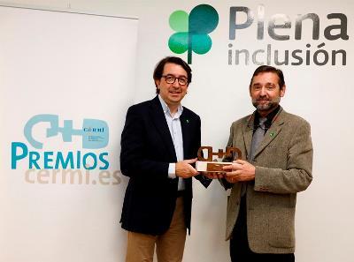El CERMI premia a la Asociación Española de Orquestas Sinfónicas por promover la inclusión de la discapacidad a través de la música