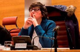 Pilar Lima Gozálvez, senadora de la Comunidad Valenciana por Unidos Podemos