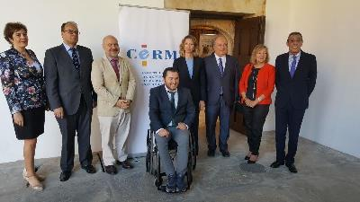 El CERMI Estatal celebra su Comité Ejecutivo en la Universidad de Salamanca, coincidiendo con el VIII centenario de la institución académica