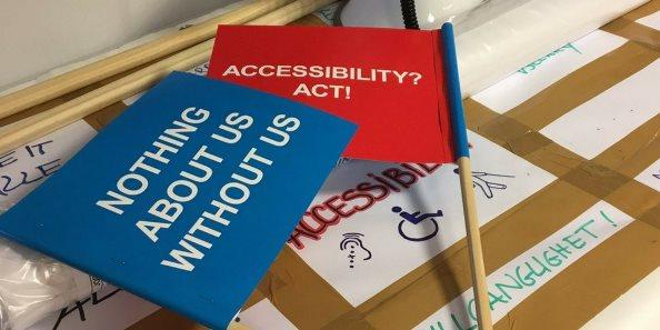 El Foro Europeo de la Discapacidad denuncia la falta de accesibilidad en el transporte ferroviario y exige igualdad para viajar