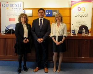 Presentado en La Rioja el sello Bequal, que certifica la Responsabilidad Social con las personas con discapacidad