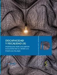 """Portada de """"Discapacidad y fiscalidad (II)"""""""