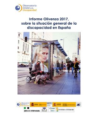 Portada del Informe Olivenza 2017
