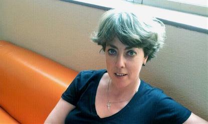 Esther Peñas, periodista y escritora