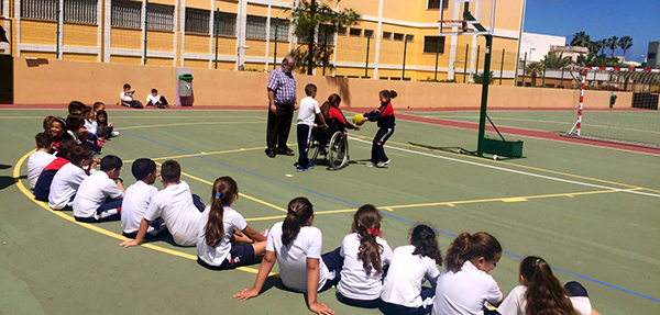 Cocemfe desarrolla desde 2014 programas de promoción de la educación inclusiva y de soporte a la atención del alumnado con necesidades educativas por motivo de discapacidad