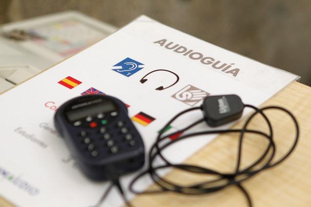 Audioguía (imagen de la web de Fiapas)