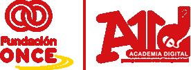 Logotipo de la Academia Digital de Fundación ONCE