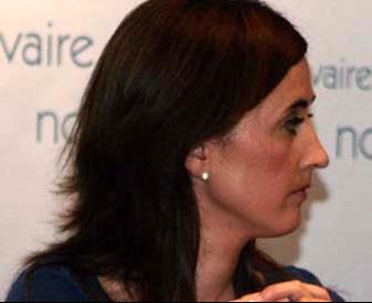 Pilar Collado, directora general de Personas con Discapacidad y Dependencia de la Generalidad valenciana