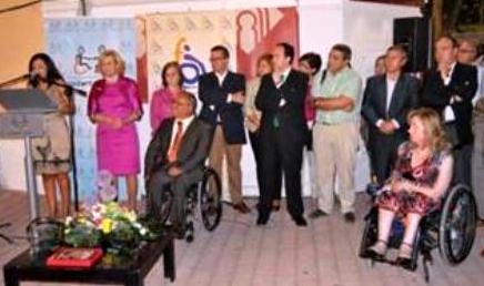 COCEMFE-FAMA premia al Club de Tenis Albacete, CERMI CLM y Fundación Caja Rural de Globalcaja