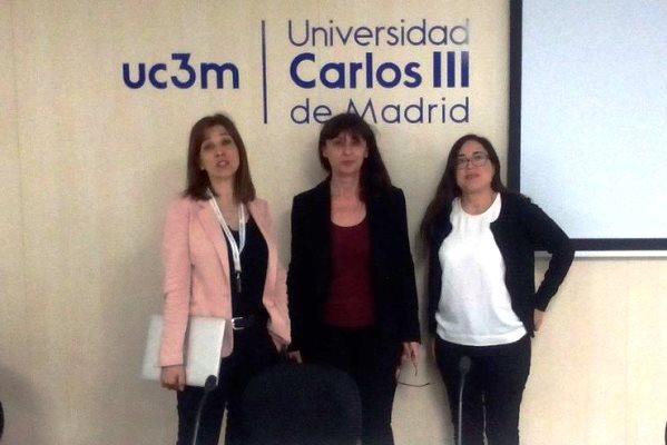"""Seminario 'Mujeres con discapacidad y violencia de género: acceso a la justicia"""""""