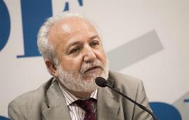 El secretario de Estado de Justicia, Manuel Jesús Dolz