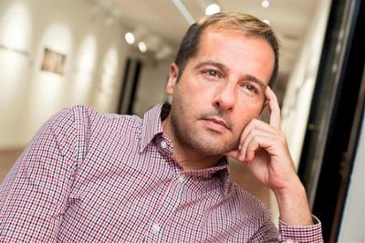 """Jesús González Amago, técnico de la Unidad de Desarrollo de Fundación ONCE y autor de """"Sin barreras, sin armarios'"""