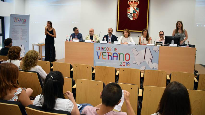 """El CERMI en el el curso de verano de la Universidad de Castilla-La Mancha que lleva por título """"Discapacidad intelectual y retos pendientes"""""""