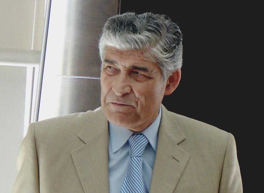 Luis Perales, presidente del CERMI Castilla-La Mancha