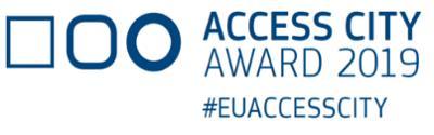 Convocado el IX premio 'Capital europea de la accesibilidad 2019', que reconoce el esfuerzo de las ciudades en favor de la discapacidad