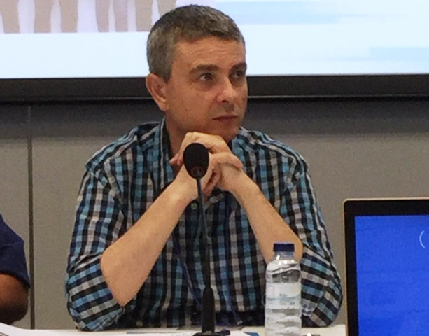 Miguel Ángel de Casas.