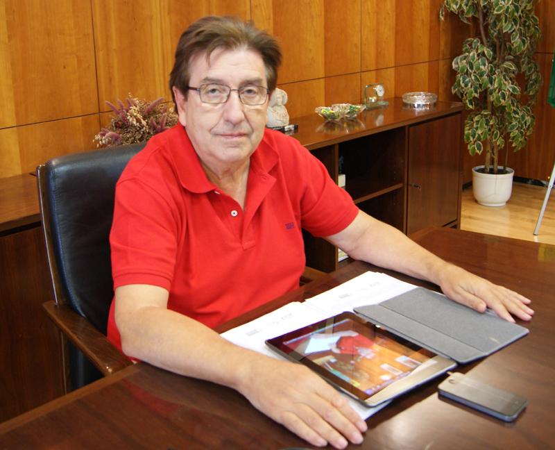 Joan Planells, Presidente del CERMI Comunidad Valenciana