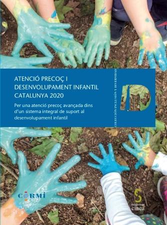 Portada de la publicación 'Atenció Precoç I Desenvolupament Infantil'