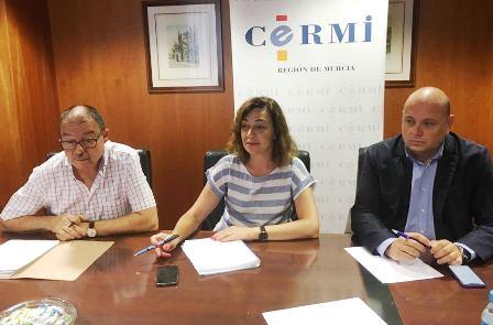 CERMI Región de Murcia aborda las reivindicaciones del sector de la discapacidad con la nueva responsable del Servicio de Empleo y Formación
