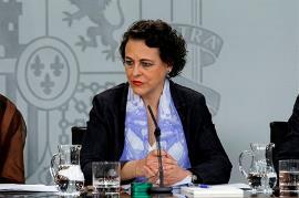 Magdalena Valerio, ministra de Trabajo, Migraciones y Seguridad Social