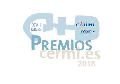 Logo Premios Cermi.es 2018