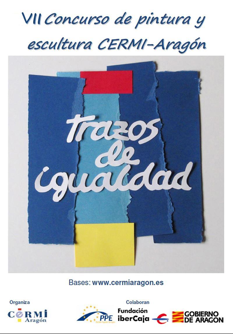 Cartel Concurso de Pintura y Escultura.