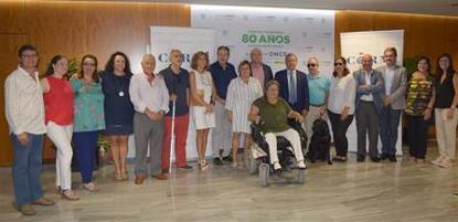 CERMI Región de Murcia se reúne con el consejero de Fomento e Infraestructuras