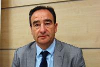 Luciano Fernández, presidente de Fedace