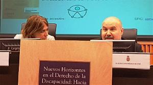 """Presentación en el Congreso de la publicación """"Nuevos horizontes en el Derecho de la Discapacidad: Hacia un Derecho inclusivo"""""""