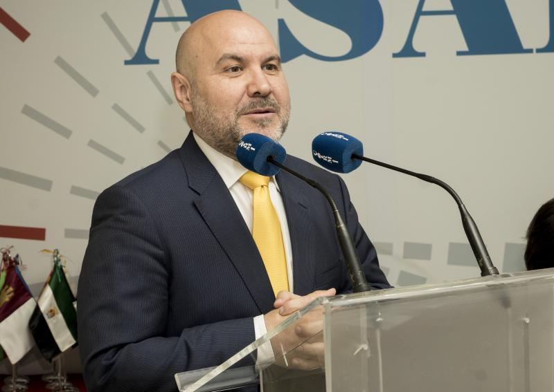 Luis Cayo Pérez Bueno, presidente del CERMI.