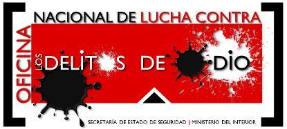 Logo de la Oficina Nacional de Lucha Contra los Delitos de Odio