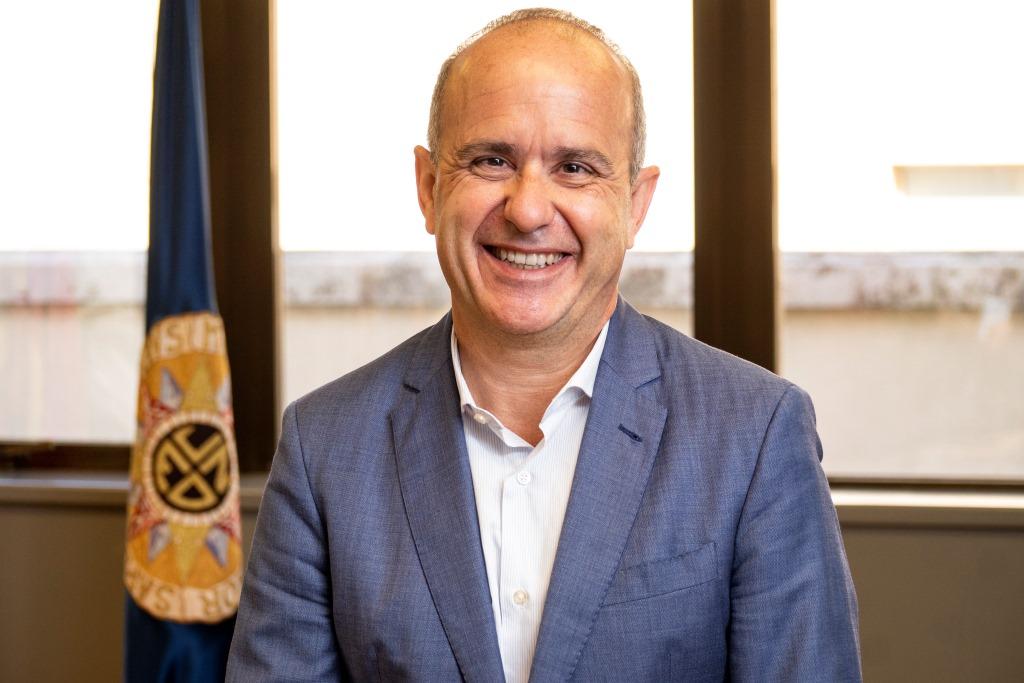Ricardo Mairal en la UNED.