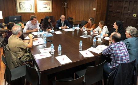 CERMI Andalucía traslada al Grupo Parlamentario Socialista una serie de demandas sobre discapacidad, de cara a la cita electoral de diciembre