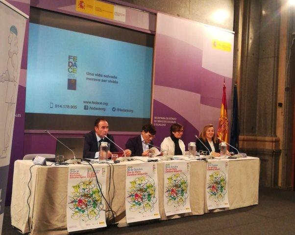 Acto de presentación de la 'Guía metodológica de intervención y buenas prácticas en la inclusión sociolaboral de personas con Daño Cerebral Adquirido (DCA)'