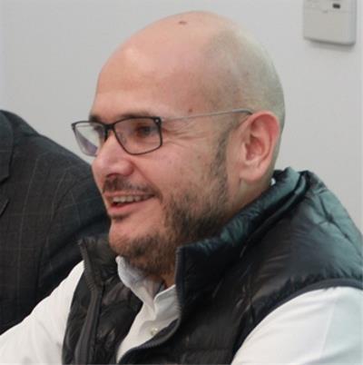 Anxo Queiruga, presidente de Cocemfe