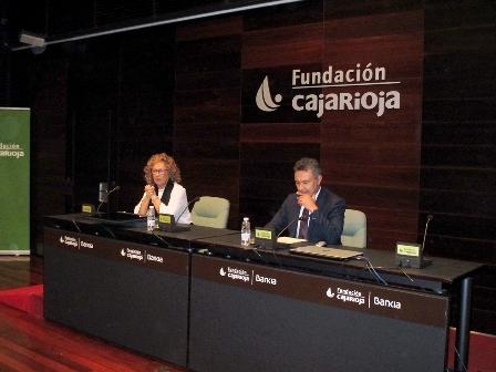 Manuela Muro Ramos, presidenta de CERMI La Rioja ha inaugurado la Jornada sobre 'La figura del asistente personal'