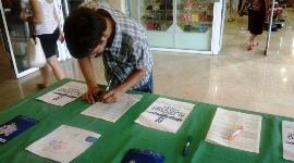 Firmas contra el copago
