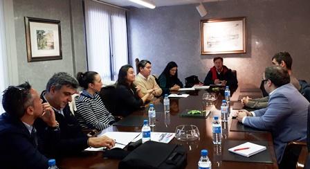 CERMI Galicia se reúne con Fegaes para tratar la problemática de las estaciones de servicio desatendidas