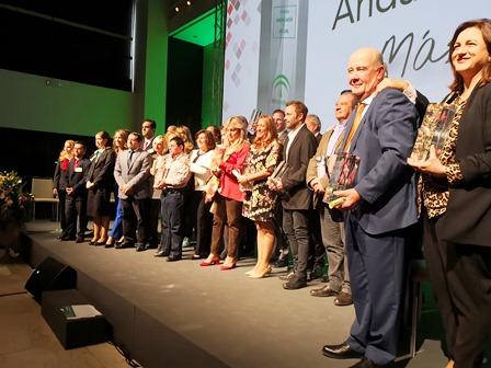 CERMI Andalucía, Premio Andalucía Más Social a la Buena Práctica colectiva en la Atención a Personas con Discapacidad