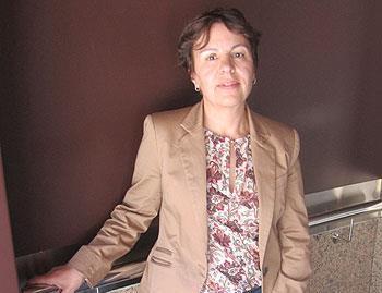 Amalia Diéguez, ex presidenta de FEDACE y Ateneo Castellón.