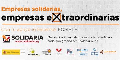 Empresas solidarias, empresas extraordinarias