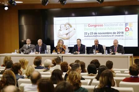 Imagen durante la celebración del IV Congreso Nacional DCA