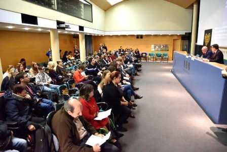 CERMI CV ha conmemorado el Día Europeo e Internacional de las Personas con Discapacidad con un acto institucional en Les Corts