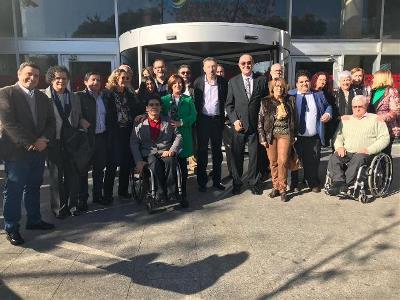 CERMI Andalucía conmemora con un acto institucional el Día Internacional y Europeo de las Personas con Discapacidad