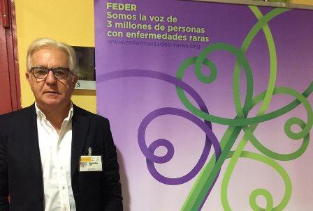 Modesto Díez, nuevo presidente de CERMI Extremadura