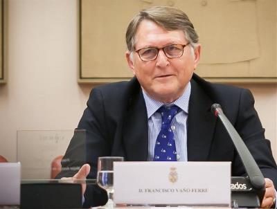 El diputado del PP, Francisco Vañó