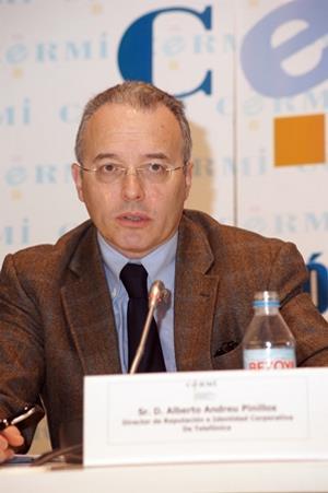 Alberto Andreu Pinillos, Doctor en Economía y Empresa. Profesor Asociado Universidad de Navarra