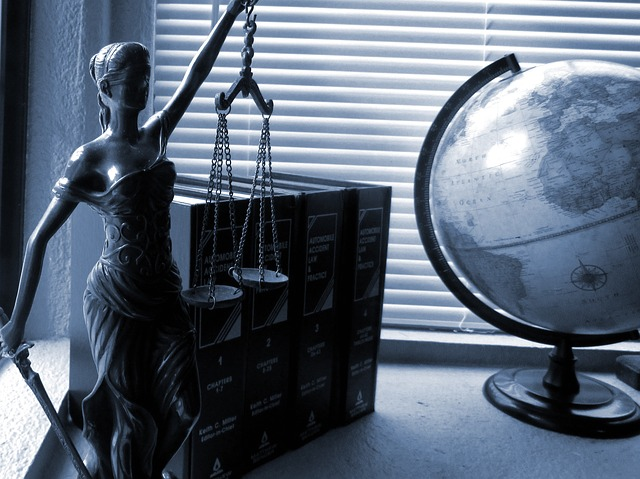 Imagen que simboliza la justicia