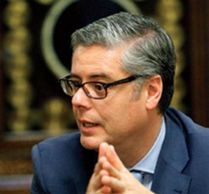 José Miguel Castillo Calvín, Portavoz de Justicia del GPP