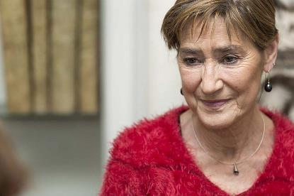 Victoria Ortega, en la Asociación Española de la Abogacía.
